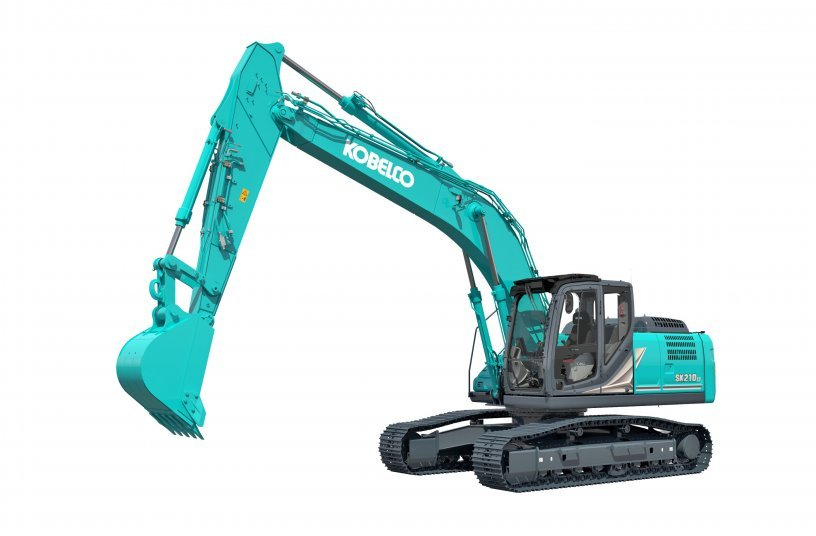 Kobelco SK210LC(N)-11<br> Bildquelle: Kobelco Construction Machinery Europe B.V.