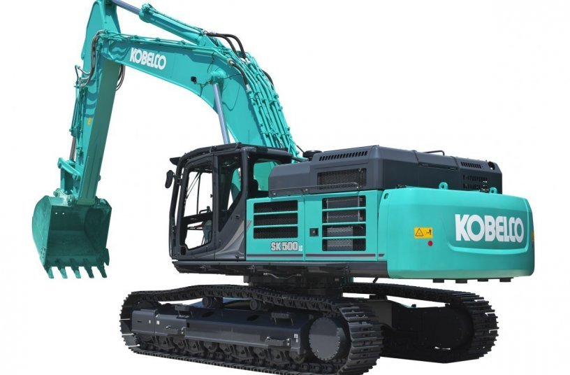 Der Kobelco SK530LC-11 <br>Image source: Kobelco Construction Machinery Europe B.V.; ka68 presse+pr  </br>