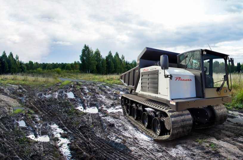 PRINOTH PANTHER T14R New Generation