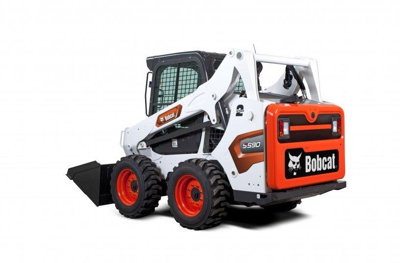 Bobcat S590 <br> Image source: Doosan Bobcat  EMEA PR