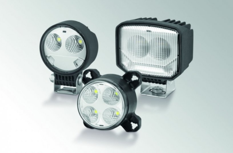 The S series complements the existing Modul 70, Modul 90 and Power Beam worklight families. <br>Image source: HELLA