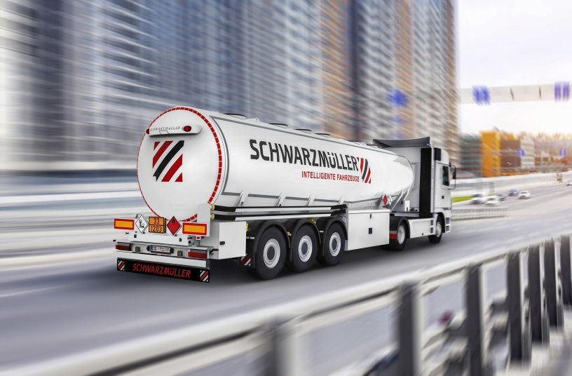 With 150 niche vehicles such as tanks, Schwarzmüller is the most diversified manufacturer in Europe.<br>Image source: Schwarzmüller Group