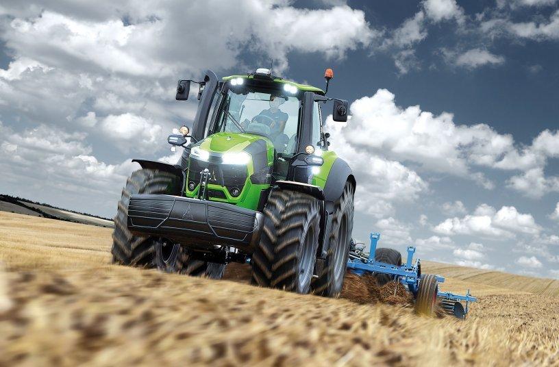 Das Know-how von Deutz-Fahr, hier die Traktoren der Serie 9, sollen die landwirtschaftliche Mechanisierung in Kasachstan voranbringen. Foto: Deutz-Fahr