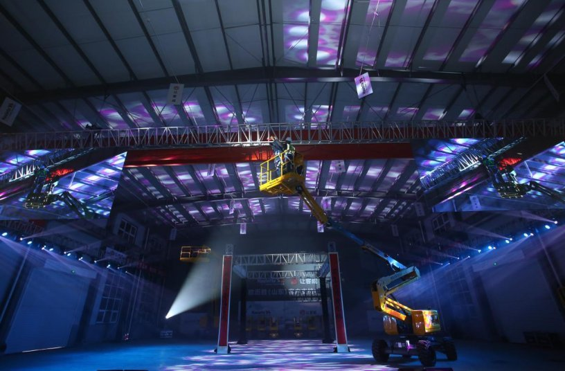 Focus on Haulotte Shanghai's spectacular customer event
