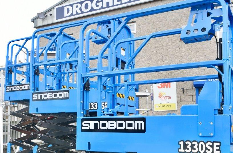 Sinoboom delivery to Drogheda