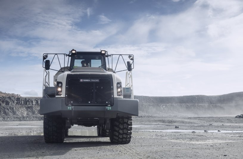 Terex Trucks articulated haulers ensure high levels of productivity and customers in the US appreciate their strong, effective performance in even the toughest conditions. <br> Image source: Terex Trucks