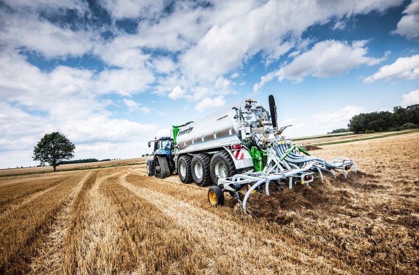 Increase the Efficiency of Your Organic Fertilisers!