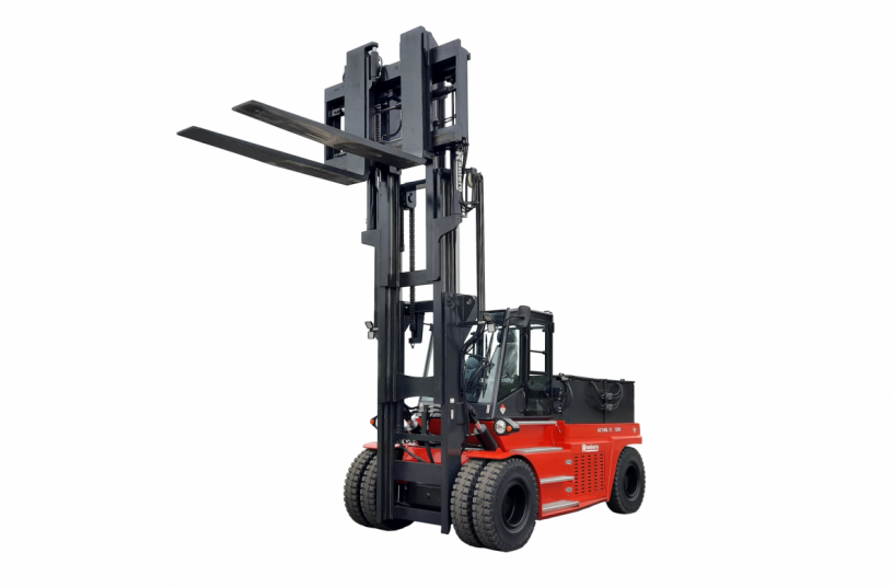 AC160L-12 - AC200L-12 120V is the new series of electric forklifts (Image source: Raniero)