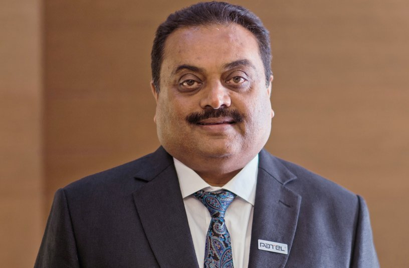 'We are ecstatic to have achieved this colossal task and be a part of the history books in the Indian road construction industry. The nature of constructing a civil project involves many fac-tors that are to be aligned. We endeavoured not to set benchmark only in the segment of road and highway construction but to also do so in a responsible manner.' Mr. Arvind Patel, Managing Director, Patel Infrastructure Pvt. Ltd. <br> Image source: WIRTGEN GROUP