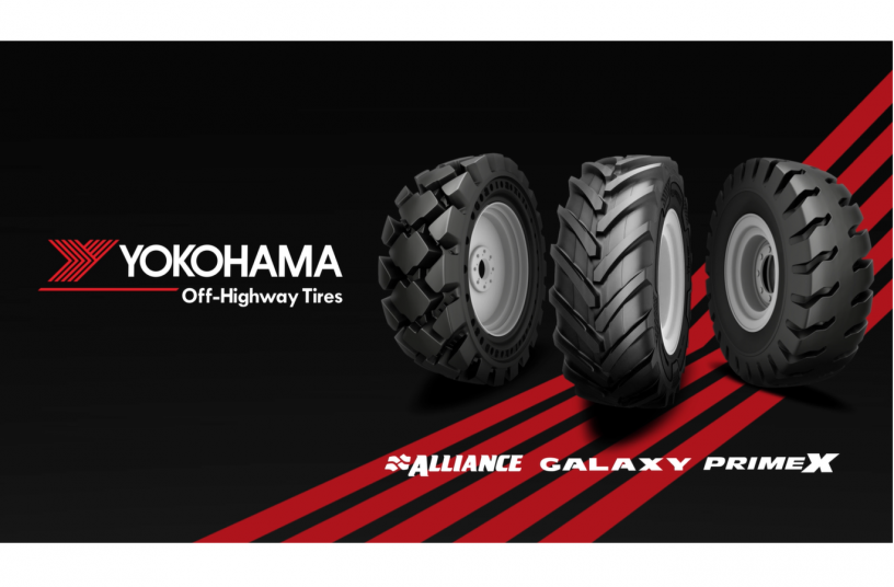 Yokohama Off-Highway Tires: Only moderate price increases despite exploding cost