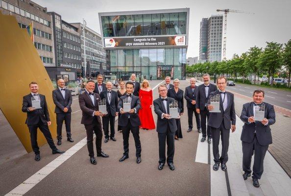 IFOY AWARD Winners Dortmund