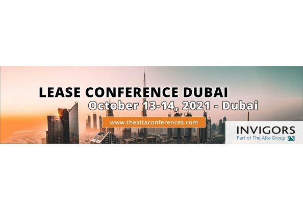 Lease Conference Dubai 2021 opens its doors!