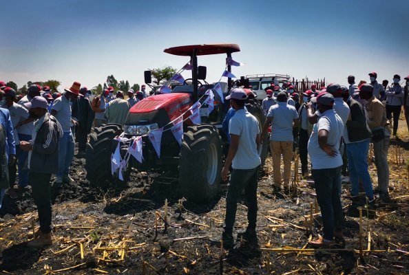 Case IH tractors making inroads in Ethiopian agricultural mechanization journey