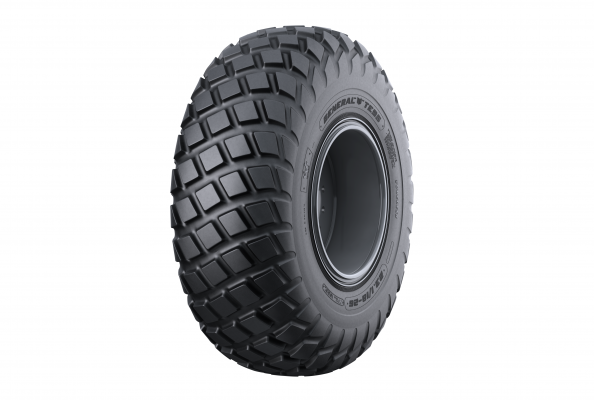 General TE95 - primarily developed for all compaction services in road and building construction