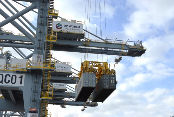 London Gateway is new port of call for two major international shipping services connecting with the UK