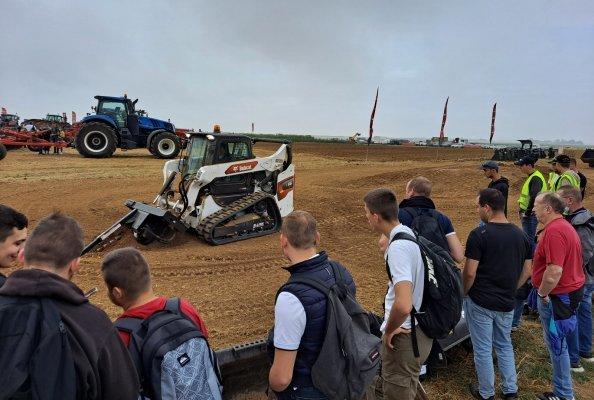 Bobcat Shows Real Claws Again at Innov-Agri 2021