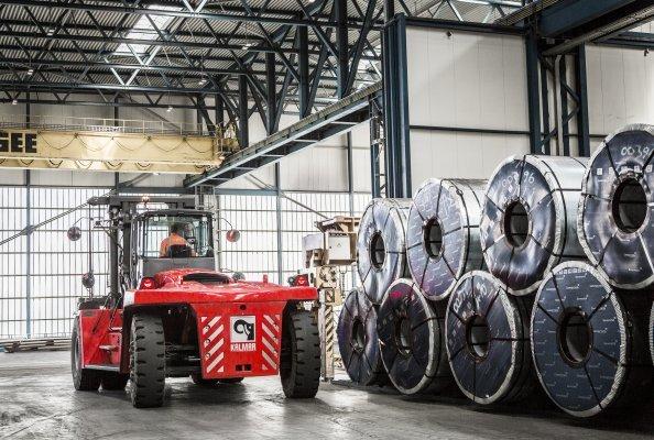 Kalmar Forklift