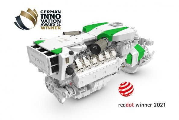 Marine hybrid system from MAN Engines scoops prestigious awards