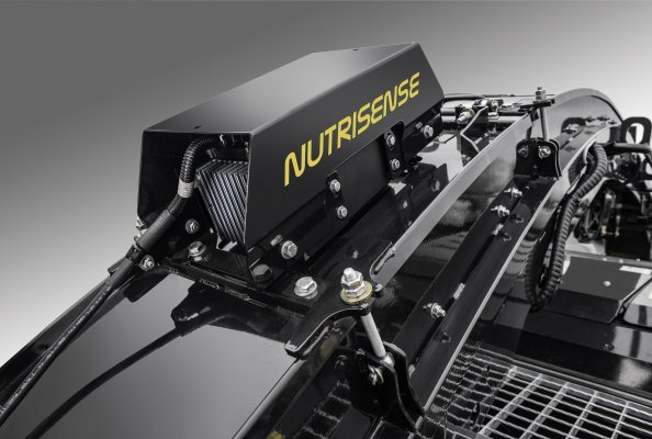 NutriSenseTM system is now integrated in the MyPLM™ Connect portal, enabling customers to visualise crop nutrient data collected by their machines in the MyPLM Connect Farm application.
