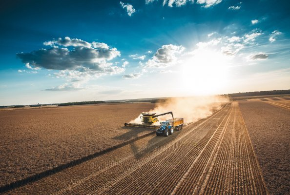 New Holland win Bronze Medal at the SIMA Innovation Awards