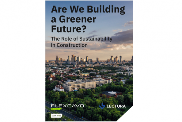 Are we building a greener future? By Flexcavo and LECTURA