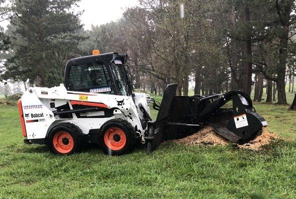 Bobcat SG60 loader