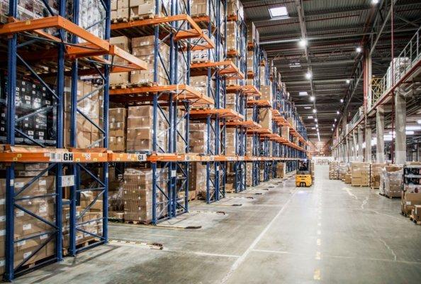 Ahlers - warehouse
