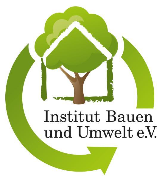IBU (Institut Bauen und Umwelt e.V.)