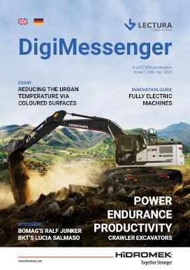 The DigiMessenger, Issue 1, Feb-Apr 2020