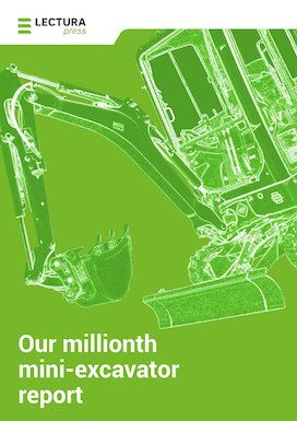 Over 1.000.000 Mini Excavators visits and counting!