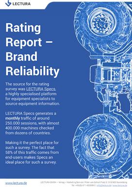 Rating Report 2018