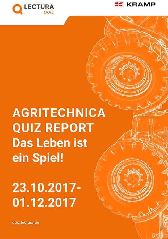 Agritechnica Quiz 2017 report