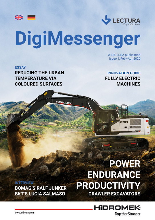 DigiMessenger, Issue 1, Feb-Apr 2020