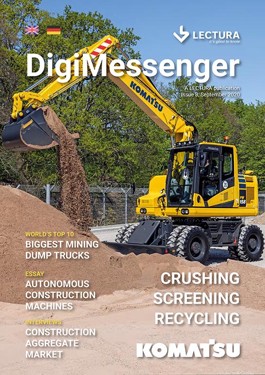 DigiMessenger, Issue 3, September 2020
