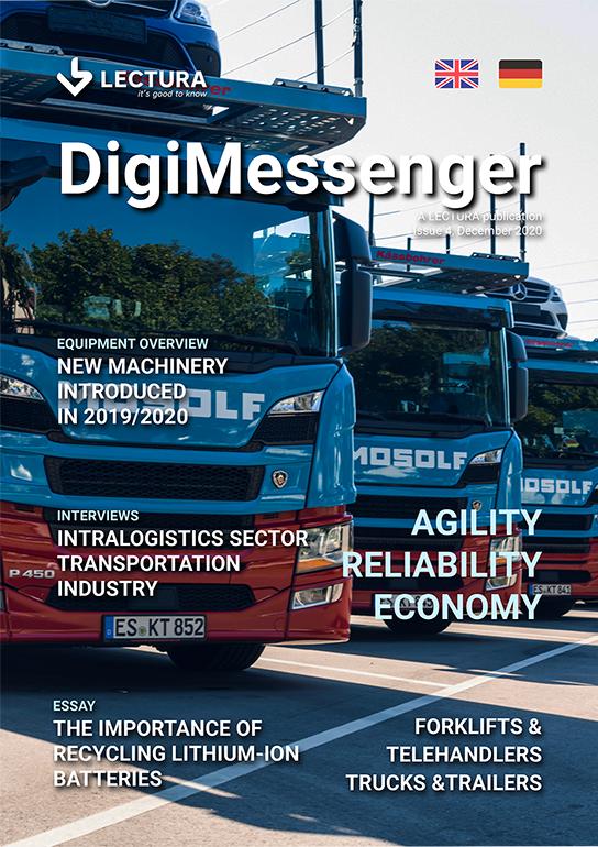 DigiMessenger, Issue 4, December 2020