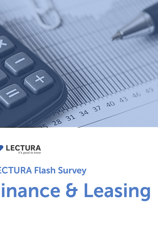 LECTURA Flash Survey - Finance & Leasing