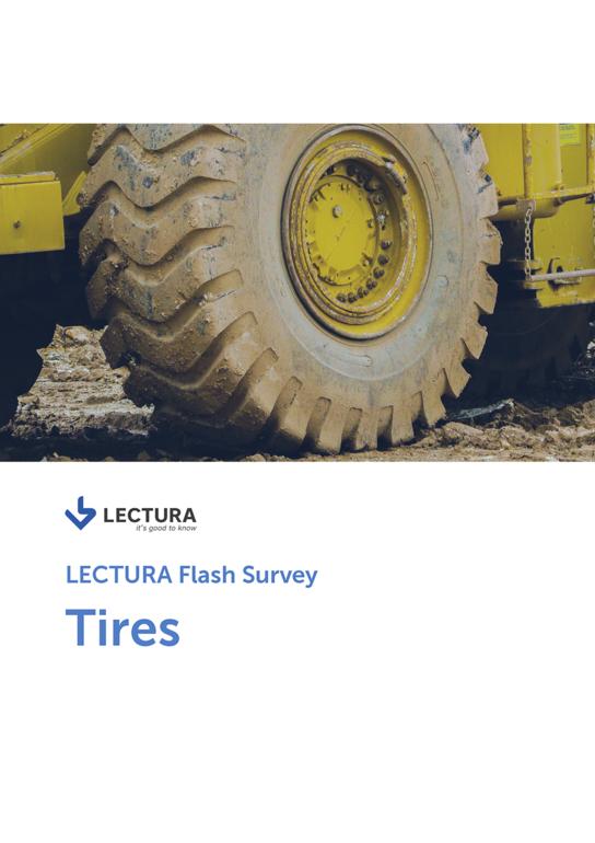LECTURA Flash Survey - Tires