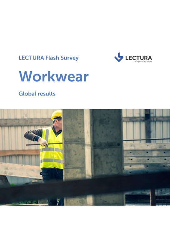 LECTURA Flash Survey - Workwear