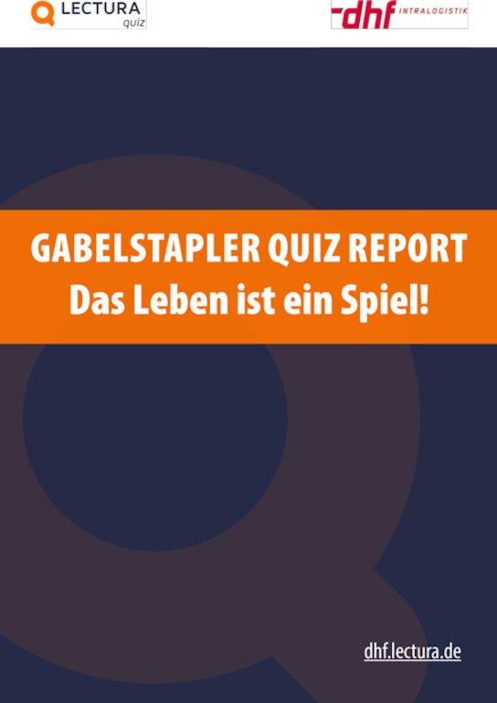Gabelstapler Quiz 2016 - Bericht zur Markenerkennung