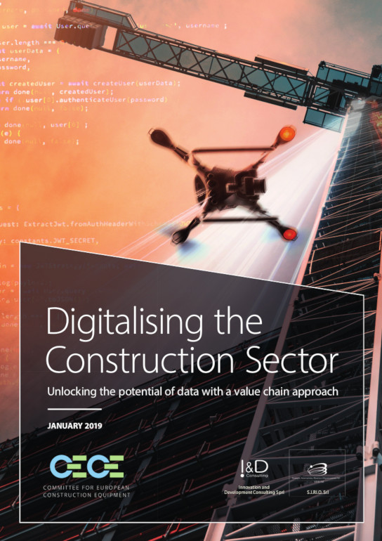 IED Consulting - Digitalising the Construction Sector