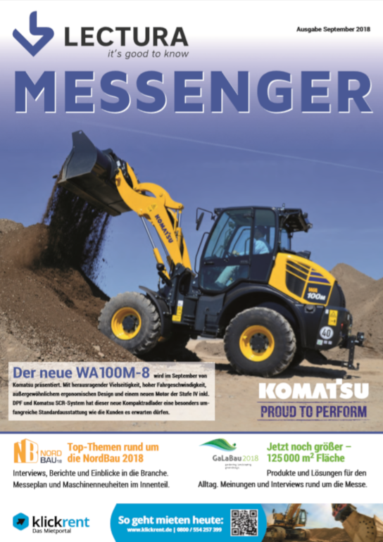 LECTURA Messenger