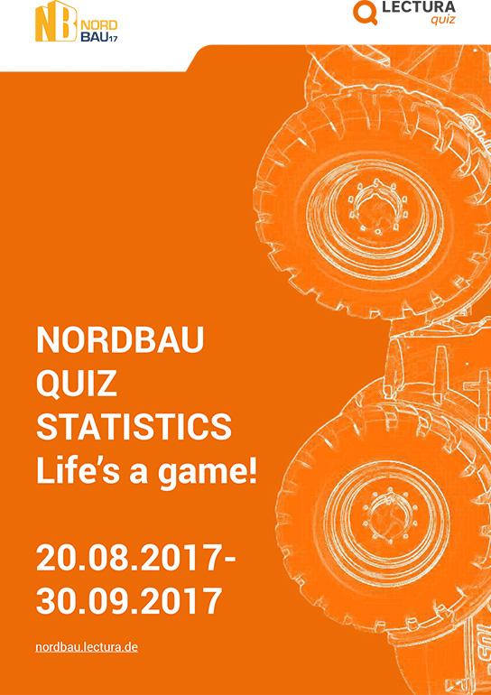 NordBau Quiz 2017 statistics
