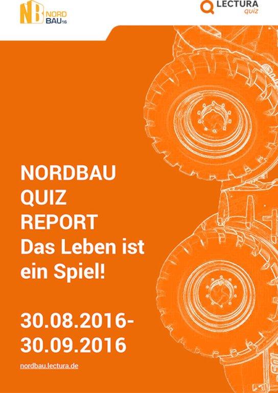 NordBau Quiz 2016 Report
