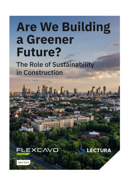 Are We Building a Greener Future? The Role of Sustainability in Construction