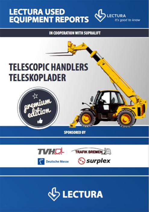 Used Equipment Report Telescopic Handlers