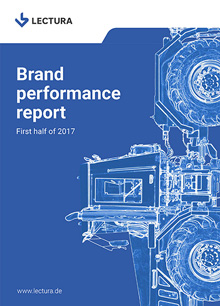 Brand performance report - First half of 2017