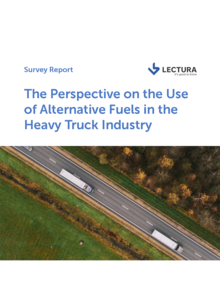 Alternative Fuels in the Heavy Truck Industry