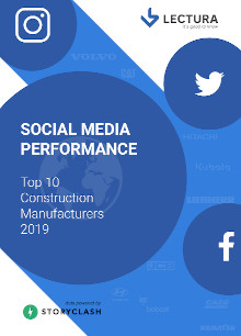 Social media performance within the construction industry