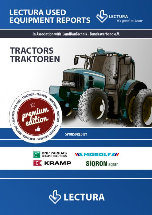 Used Equipment Report Tractors
